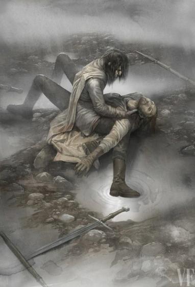 Ned & Jory Cassel - Levi Pinfold