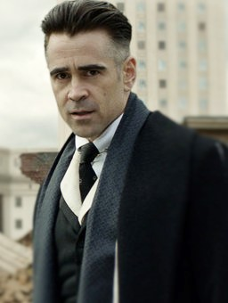 Colin Farrell è Percival Graves