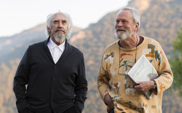 TERRY GILLIAM JONATHAN PRYCE