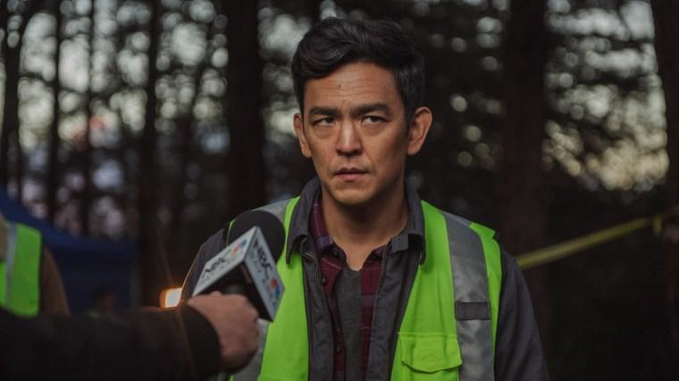 John Cho stars as David Kim in Screen Gems' SEARCHING.