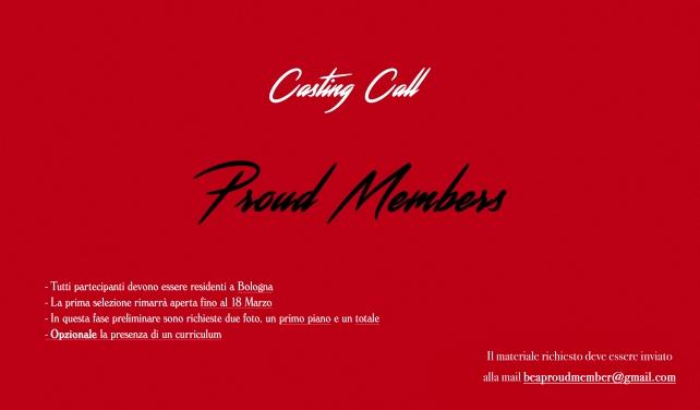 CASTING CALL 3[3376]